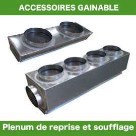 Plenums pour PEAD-M100/125-CD MITSUBISHI ELECTRIC