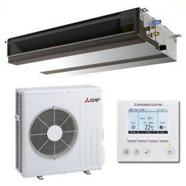 Climatisation Gainable PEAD-M35JA / PUHZ-ZRP35VKA2 MITSUBISHI ELECTRIC